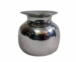 500 ML Stainless Steel Lota, For Pooja