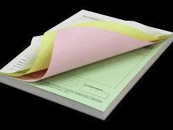 Paper Receipt Book Printing, in Local