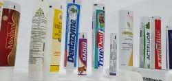 Cream Packaging Tubes