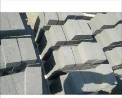 6 Inch Rectangular Grey Fly Ash Bricks