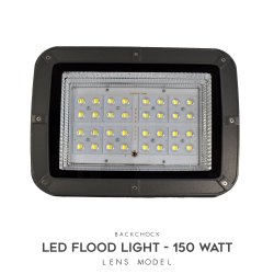150w Flood Light Back Choke Lens Model