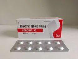Febuxostat 40mg Tablet