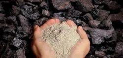 Pulverized ash powder