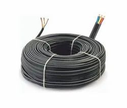 3 Core Submersible Electric Cable, Wire Size: 4 Sq Mm