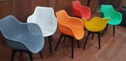 Frp Restaurant Chairs And Tables, Seating Capacity: 1
