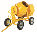 Semi-automatic Waani Mini Concrete Mixer