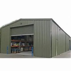 Industrial Roofing Warehouse Steel Shed