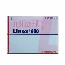 Linox Tablet (Linezolid)