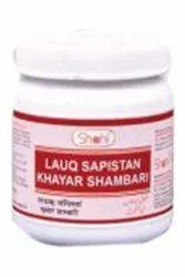 Herbal 125 gms Shahi Lauq Sapistan Khayar Shambari, Non Prescription, Normal