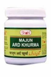 Herbal 125 gms Shahi Majun Arad Khurma, Non prescription, Treatment: Daily