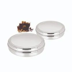 stainless steel chocolate dabba