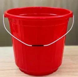 25 Liter Plastic Bucket