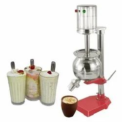 Stainless Steel Lassi Making Machine, Capacity: 5 Ltr