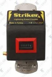 StrikerX Lightning Event Counter
