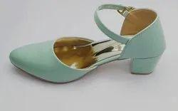 FLOOJO Ladies Party Wear High Heel Sandal, Size: 6
