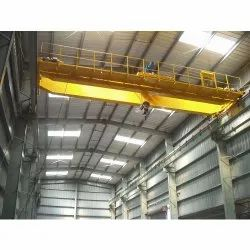 Industrial Factory Shed Fabrication