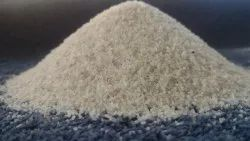 White Foundry Sand, Packaging Type: New Bag, Packaging Size: 50 Kg