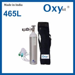 Oxy Kit Portable Medical Oxygen Cylinders (465 Litres)
