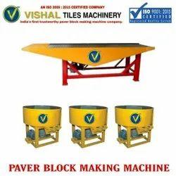 Interlocking Tiles Machine