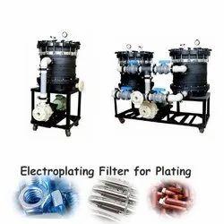 Electroplating Zinc Filter