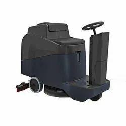 Mini Ride On Scrubber Drier (Premium)