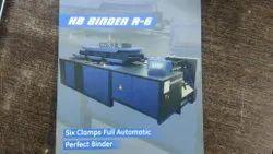 Mild Steel Perfect Binding Machine Single Clamp, Model Name/Number: Printools Corporation Pvt Ltd