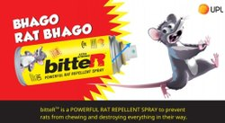 Bitter Rodent Repeller Upl (for Cars)