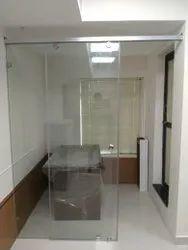 Frameless Glass Sliding Door