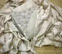 Heavy Hand Work Unstitched Dress Material-5
