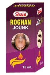 Herbal Hair Growth 15 ml Shahi Roghan Jounk, For Daily, Herbs