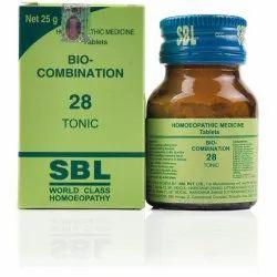 28 Tonic SBL Bio Combination, 25 G, Prescription