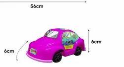 Pink Kids Toy Car