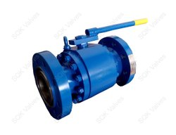 Electroless Nickel Plating Ball Valve