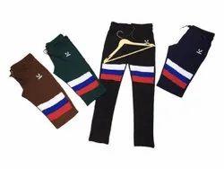 AG Casual Wear Mens 4 Way Lycra Lower, Size: Free Size