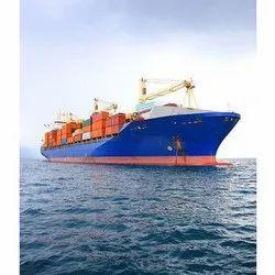 Export International Sea Freight Forwarding Service