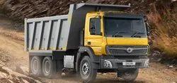 BharatBenz 2828C 28 Ton Heavy Duty Tipper Truck, Emission Compliances: Bharat Stage VI, 281hp