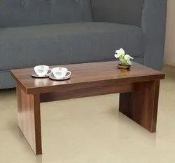 Urban Hub Wood Center Table