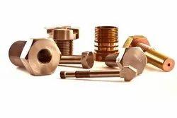 Divya Copper Nickel Fasteners, Type: Fastners