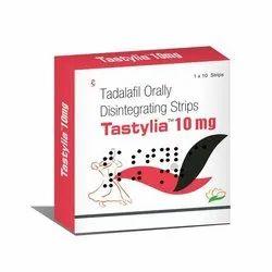 Tastylia 10mg Oral Disintegrating Strips