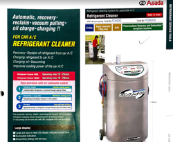 Refrigerant Cleaner