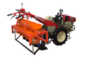 Dharti Agro Power Tiller Drawn Seed Drill
