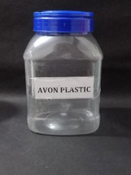 Plastic Rice Jars