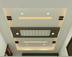 TV Room POP False Ceiling Services