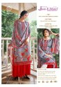 SF Gold Jaan E Mann Summer Collection Cool Cotton Suits Catalog
