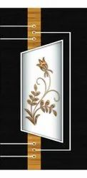 Wooden Laminated Flush Door, For Home, Size: 81x37 Inches