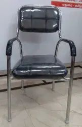 Visitor Office Chair With Armrest
