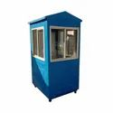 HDPE Low Cost Security Cabin