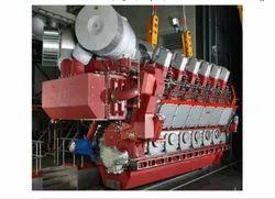 Marine Main Engine, Multi Cylinder