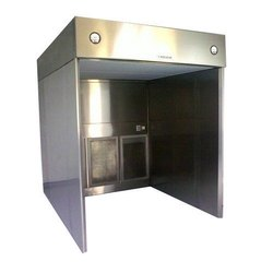 Swift Scientific Steel Powder Coating Booths / System, Electric, Automation Grade: Automatic