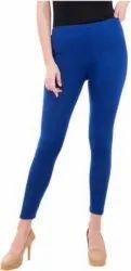 Gargi Lycra Indo Cut Leggings, Size: Free Size